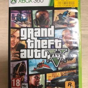 Grand theft auto five til Xbox 360