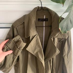 Flot og enkel frakke, som fitter M-XL 🦄✨