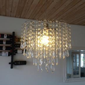 Smuk loftlampe.