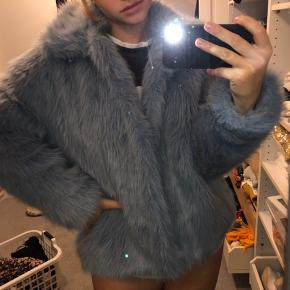 Faux fur Oversized