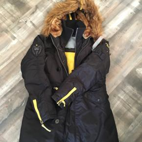 Alpha Industries, ny jakke, str. L, sort, nypris 2200kr