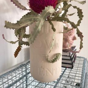 Kähler - love me tender vase - mellem str