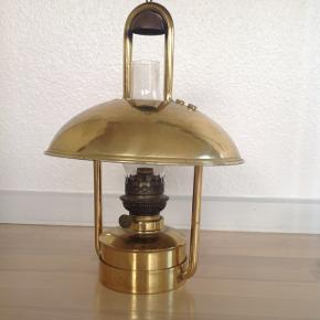 Petroleums lampe