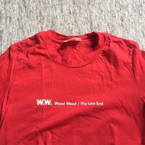Rød Wood Wood t-shirt