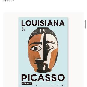 Louisiana plakat. Aldrig brugt og stadig i indpakning.