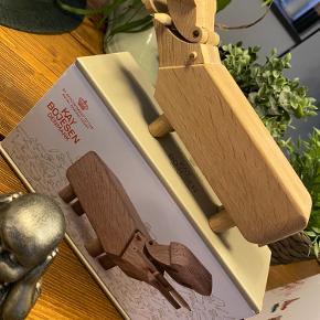 Original Kay Bojesen træ figur - taget ud for fremvisning - Ny i emballage