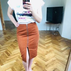 Cool denim agtig skirt fra Acne 🤩