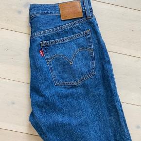 Str.30. 501 jeans fra Levi's. Aldrig brugt.