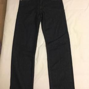 Varetype: Jeans Størrelse: 14år Farve: Blå Oprindelig købspris: 450 kr.  Jagino  regular. Bukserne faldt ikke i god jord hos sønnike