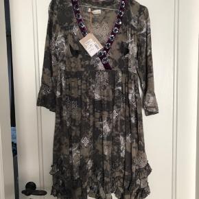 Sindssygt smuk Odd Molly kjole. Et totalt røverkøb. Ren silke