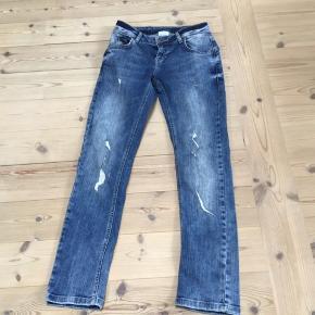 Fede jeans str S i flot stand