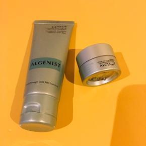 2 produkter fra Algenist Genius - 45 ml melding cleanser - 5 ml eye Cream Sælges samlet for 165 kr  Se evt. også mine andre annoncer 😊  Klik 'køb nu' og jeg sender hurtigst muligt 😊