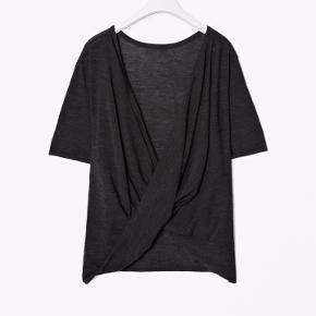 Den smukkeste bluse i 100% tynd uld med dyb ryg. Sælges kun, da jeg ikke får den brugt. Den er stort set som ny og har kostet 590.  Tjek også mine andre annoncer - jeg har tøj fra bla. Acne Studios, Adidas, Arket, COS, Uniqlo, Malene Birger, Marimekko, HAY og meget mere.