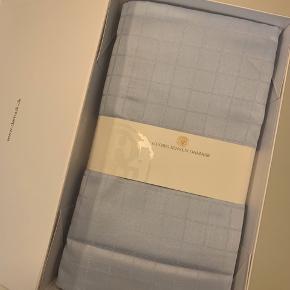 2 sæt Georg Jensen Damask Cubicle light blue sengetøj Se mål på billedet