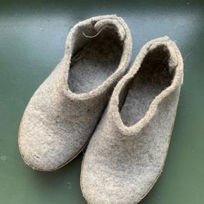 Glerup Filt andre sko til drenge