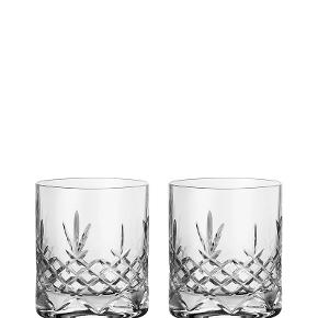 Frederik Bagger glas 2×2stk Crosby lowball glas. Ny pris 2×300 kr = 600 kr ialt