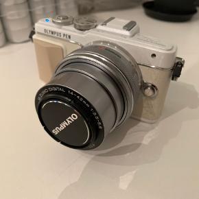 Olympus PEN PL7 kamera sælges. Kamera og oplader medfølger. Fungerer perfekt