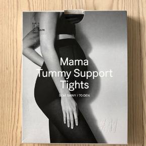 Mama tummy support tights (Semi shiny, 70 den)
