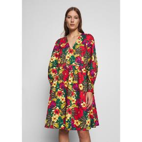 Sælger denne fantastiske kjole fra Gestuz i str 36. Pæneste snit. Økologisk bomuld (god tyk i kvaliteten). Brugt én gang. Standen er som ny. Ny pris var 1300,-.  #trendsalesfund
