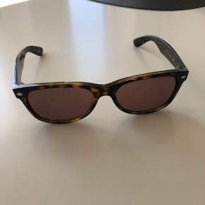 Fede Ray Ban solbriller - aldrig brugt. Normalpris 2498kr