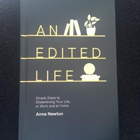An Edited Life af Anna Newton VIGTIGT: Den er på engelsk.