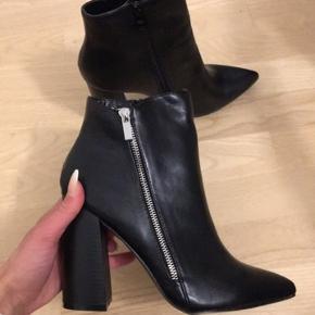 Nasty gal ankel støvler ik brugt
