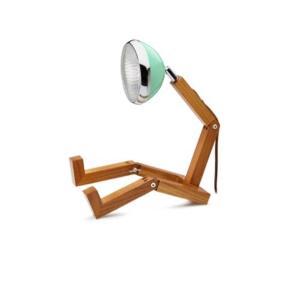 Sælger to af disse seje lamper fra Mr. Mattson i turkis. Nypris er 800 stykket, men sælges meget billigt og kun samleg