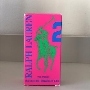 Nr. 2 parfume fra Ralph Lauren i the Big pony Collection.  Åbnet og prøvet på 1 gang.