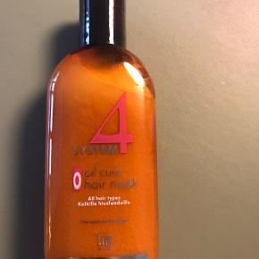 System 4 Oil cure hair mask  Helt ny  100 ml