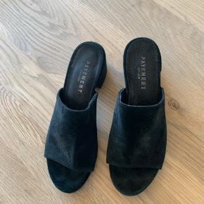 Brugte læder sko fra Pavement!