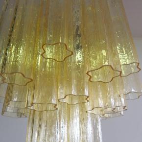 Rigtig flot vintage Murano lampe 🌟🍁 stammer fra Italien 🙏🏻  Sender gerne 💌