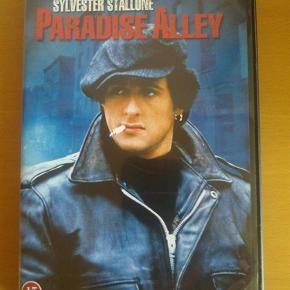 Brand: DVD Varetype: Paradise Alley DVD Film NY Størrelse: - Farve: -  Paradise Alley DVD Film NY.  Med Sylvester Stallone.