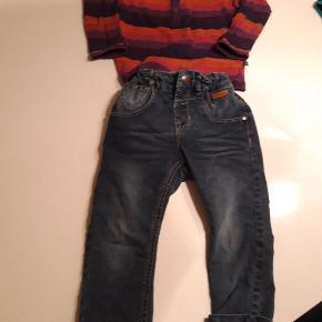 Jeans fra name it str 92 Gmb Bluse fra ej sikke lej  str 92 Gmb Pris 35 kr pp MobilePay