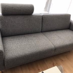 Sælger disse 3 Pers sofa til under halv pris. Har 2x3 Pers sofa. Skal sælges før den 25/6