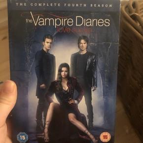 The vampire diaries sæson 4