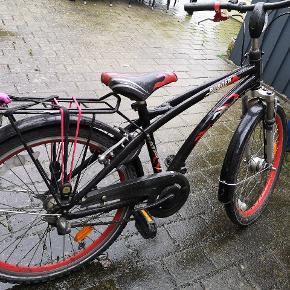 "Batavus run er 24"" drenge cykel. 3 gear."