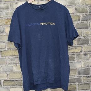 Nautica t-shirtStr. L  Eksklusiv fragt Betaling: mobilepay