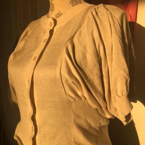 Smuk cardigan til udover festkjoler str L pæn stand lille syning gået i nakken   L3  #30dayssellout