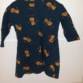 Bobo choses kjole prise 275 kr - den andre 2 kjoler er fra Mini A Ture til 150 kr pr stk.