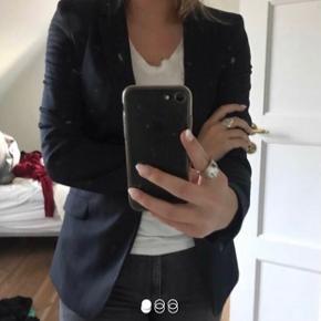 Ny blazere fra Selected Femme i blå Stadig med pris mærke Skriv for flere billeder eller mere info🥰