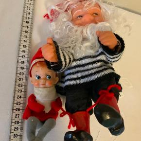2 Julenisser, sælges samlet.
