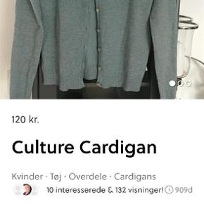 Culture cardigan