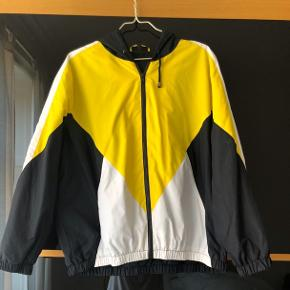 Oversize sporty jakke
