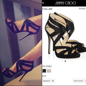 Jimmy Choo stiletter