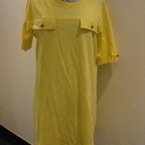 Cha Cha tunika/kjole str. L Bm 2x51-52 cm Længde 85 cm - cotton - 70 kr. plus porto  (m8413)