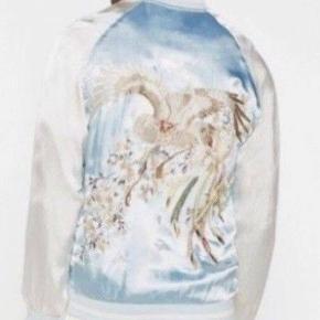 Zara Souvenir jakke  Størrelse Large  Nypris 699.- Kom med et bud
