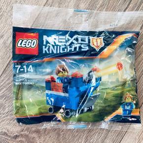 Lego Nexo knights 30372, Robins mini-Fortrex.   Uåbnet polybag