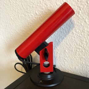 Super fed rød Nordlux væglampe! ❌❤️