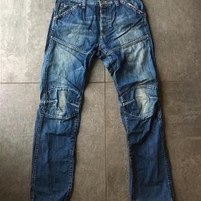 """Varetype: JeansStørrelse: 33""""/34"""" Farve: Blå"""