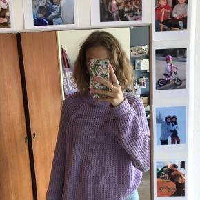 Oversized sweater fra Vero Moda i str. xs.